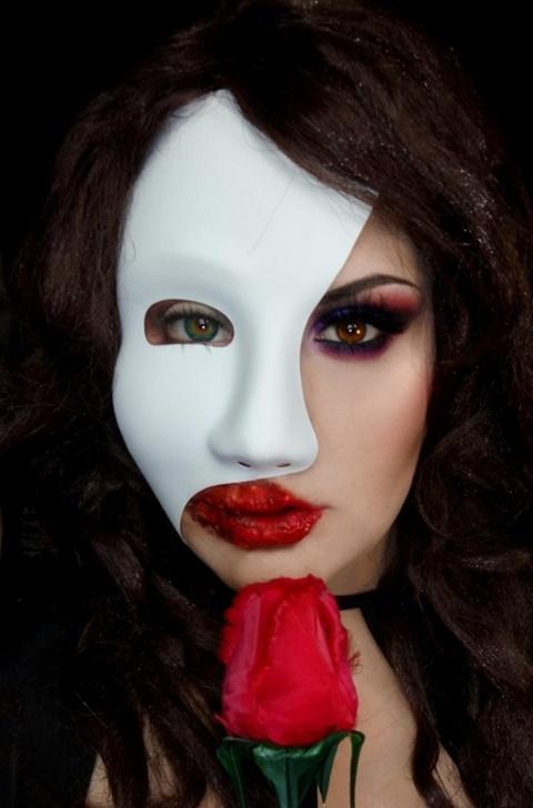 страшни маски хелоуин