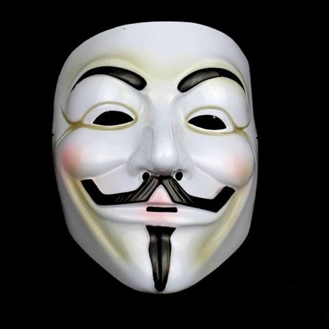 страшни маски хелоуин вендета