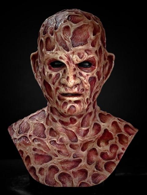 страшни маски хелоуин грозни