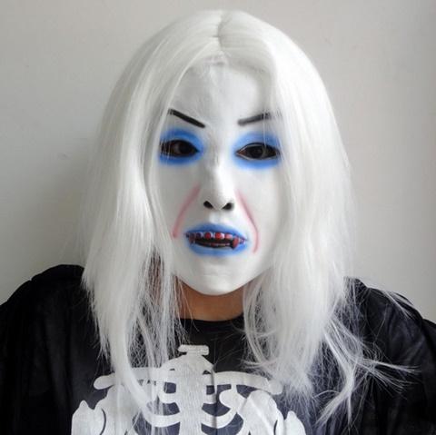 страшни маски хелоуин демон
