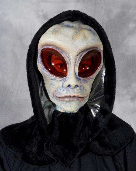 страшни маски хелоуин извънземно