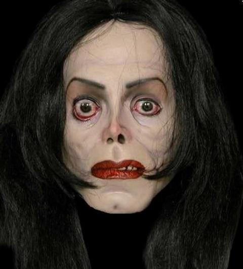 страшни маски хелоуин майкъл джексън