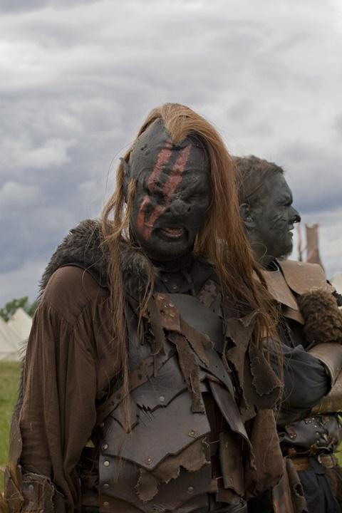 страшни маски хелоуин орки