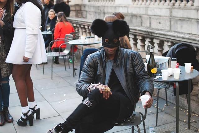 стрийт стайл лондон мода