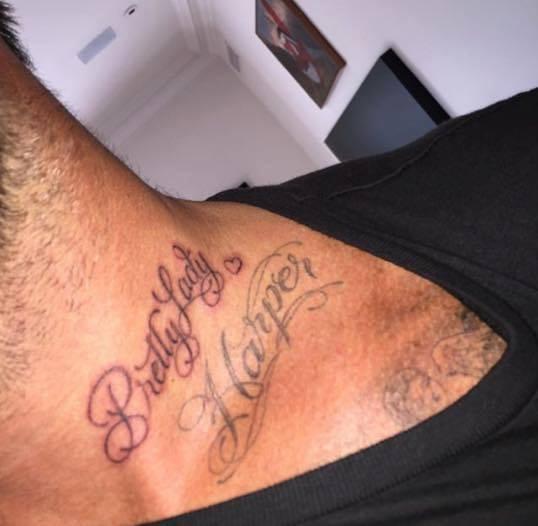 татуировка-дейвид-бекъм