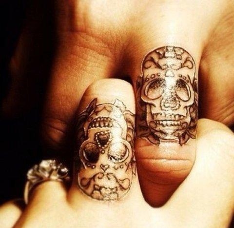татуировки за двойки