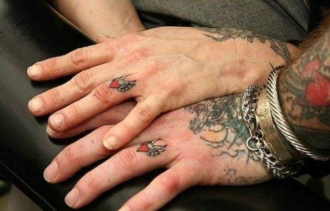 татуировки -за-двойки