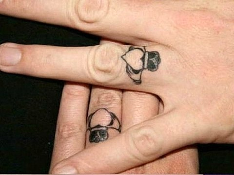 татуировки-за-двойки-пръстени
