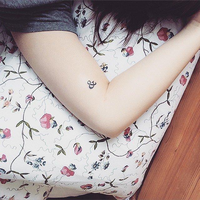 татуировки-за-жени-малки