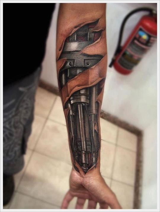 татуировки за мъже