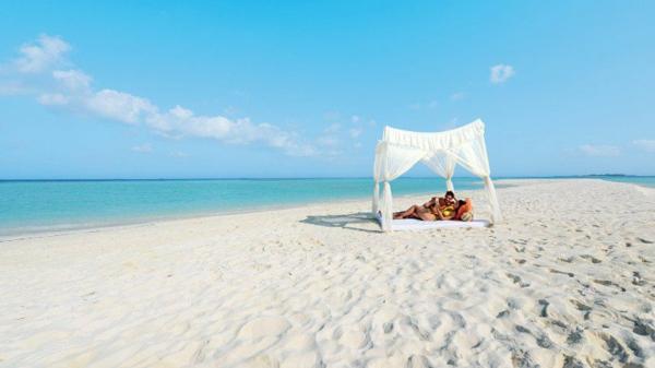 топ дестинации за сватбено пътешествие малдиви плаж почивка