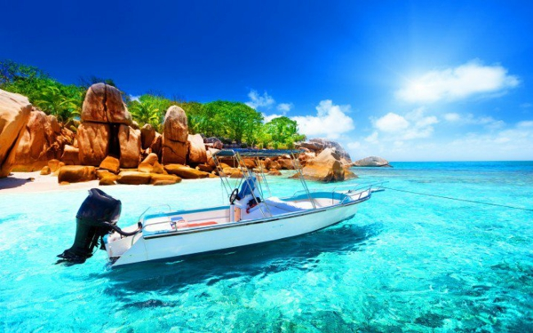 топ дестинации за сватбено пътешествие сейшели природа океан
