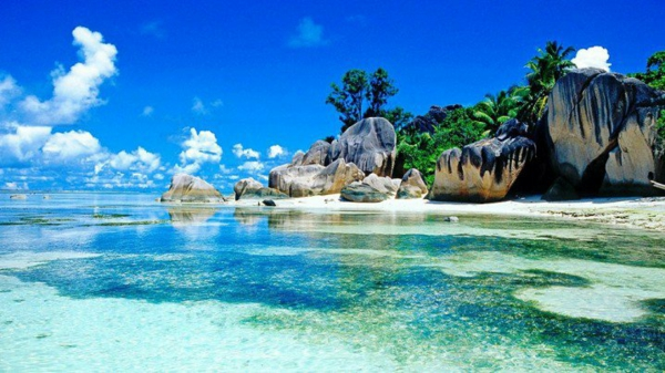 топ дестинации за сватбено пътешествие плаж сейшели почивка