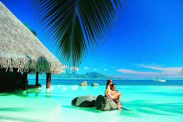 дестинации за сватбено пътешествие почивка таити