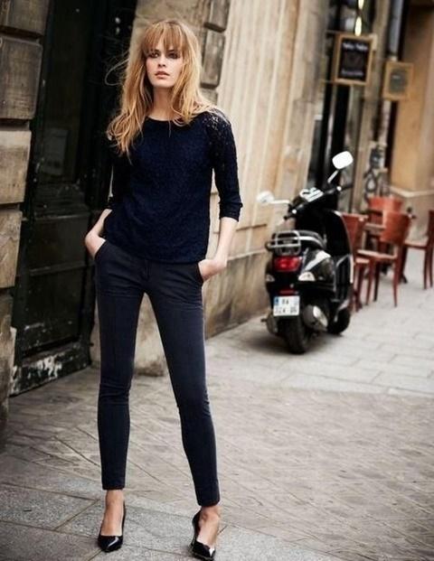 френски стил