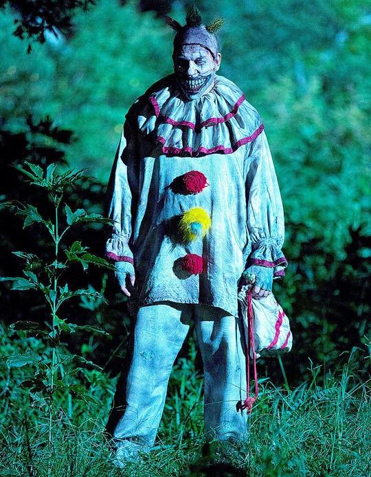 хелоуин костюми клоун