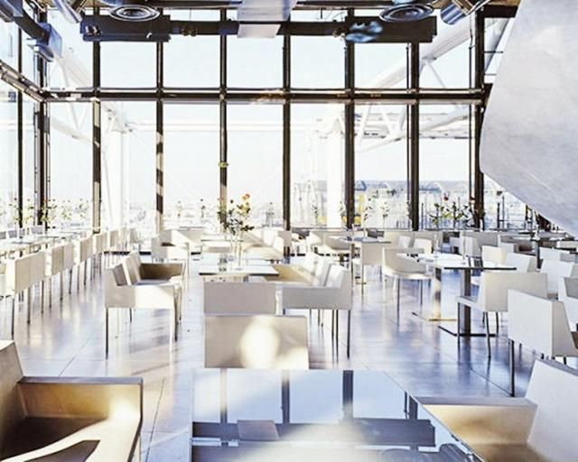 хубави ресторанти в париж жорж