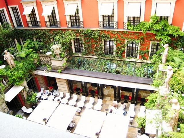хубави ресторанти в париж хотел
