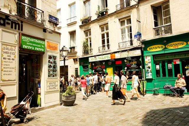 хубави ресторанти в париж
