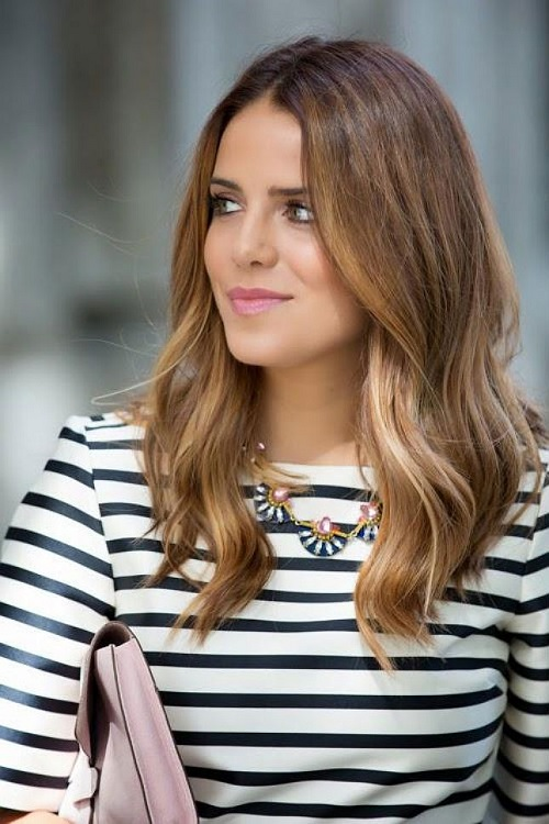 bronde hairstyle
