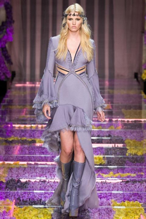 versace висша мода есен 2015