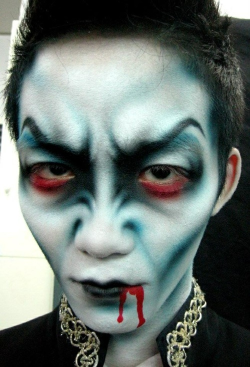 grim vampir za helouin za muje
