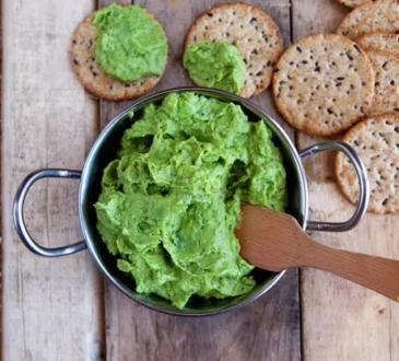 dip s grah i avokado