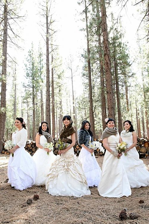 zimna svatba