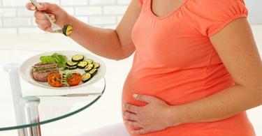 какво да не ядем по време на бременност