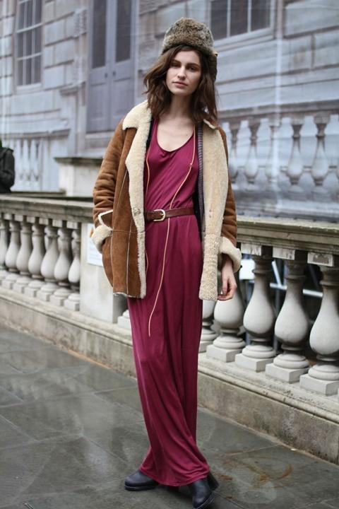 макси рокли за есента