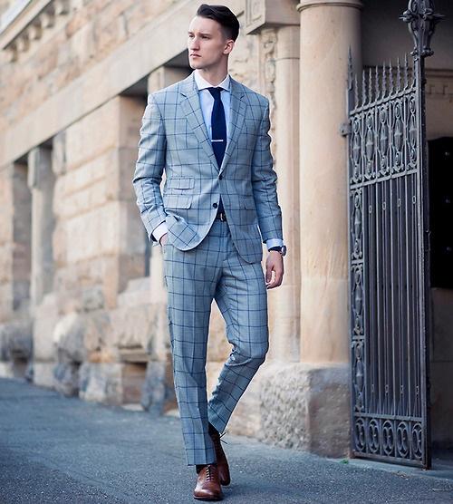 мъжки костюми