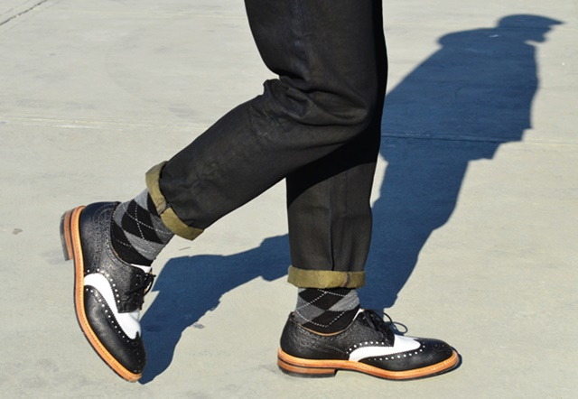 мъжки обувки стрийт стайл