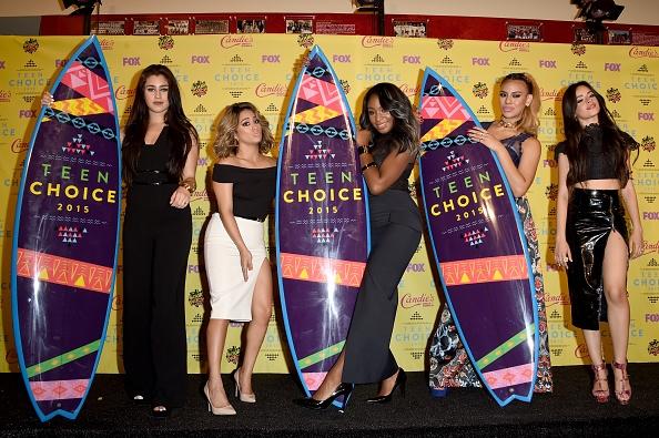най-добре облечените на teen choice 2015