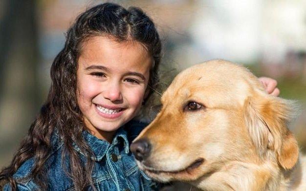 най добрите породи кучета за деца