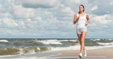 отслабване чрез тичане
