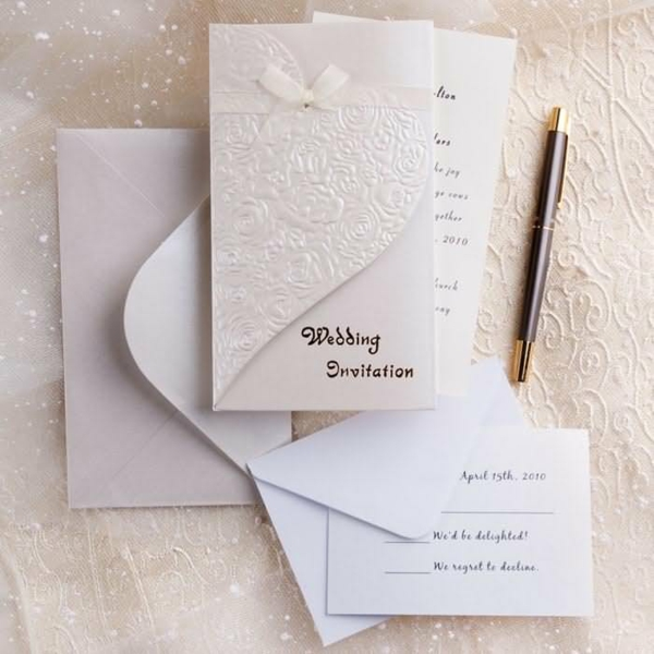 текстове за сватбени покани