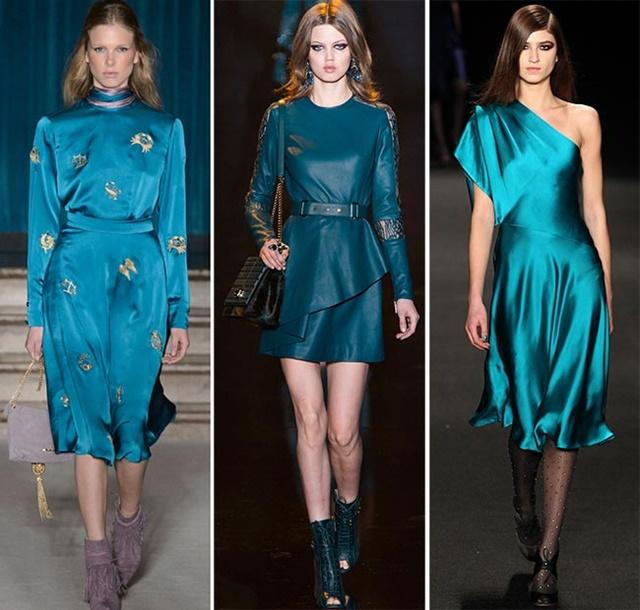 тенденции есен 2015 синьо