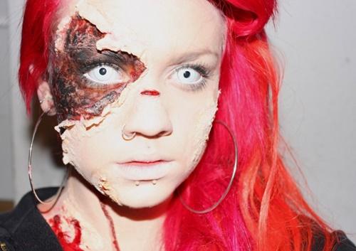 helouin jena zombi idei za grim i kostumi