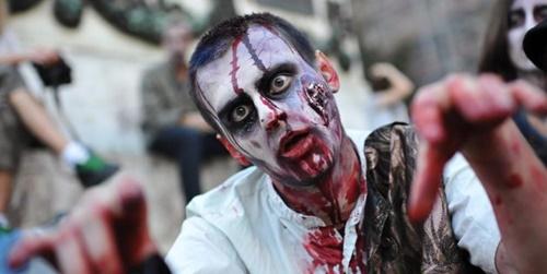 helouin muj zombi idei za grim i kostumi