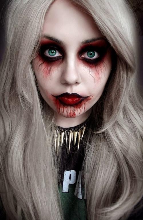 helouin zombi idei za grim i kostumi