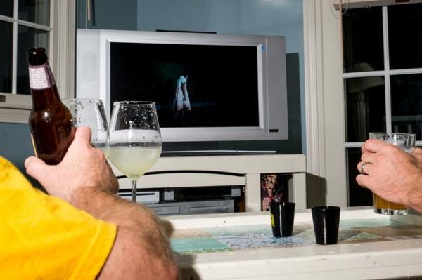 helouin igri s alkohol