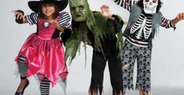 Хелоуин костюми за деца-3