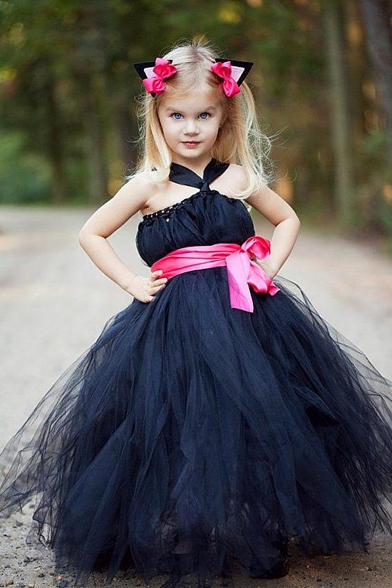 шаферски рокли за деца