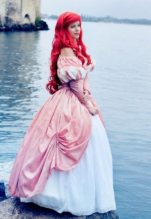 helouin disni princesa ariel