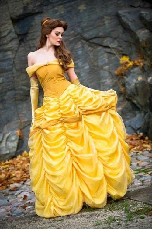 helouin disni princesa bella ot krasavicata i zvqra