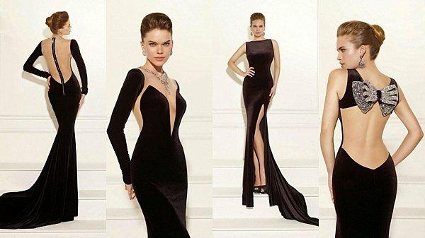 абитуриентски рокли с гол гръб