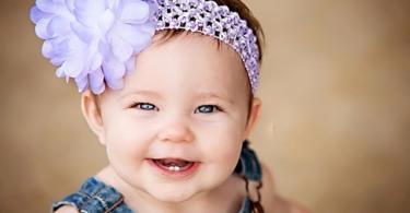 бебе на 7 месеца