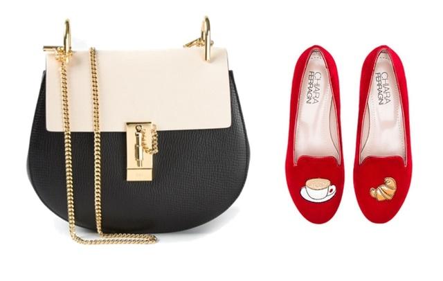 дамски чанти и обувки