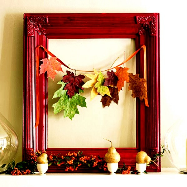 декорация-с-есенни-листа