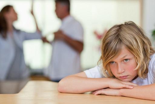 децата на разведени родители